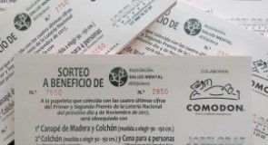 Sorteo a beneficio de AFEMY
